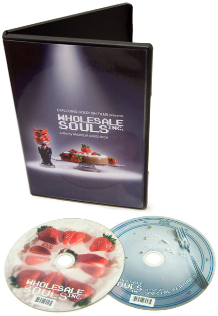 Wholesale Souls DVD