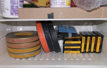 Film in my fridge